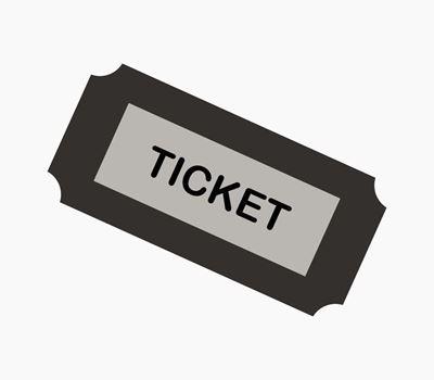 Picture of Inbjudningskort - E-biljett